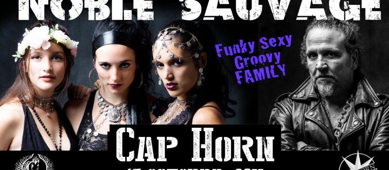 EVE CAP Horn